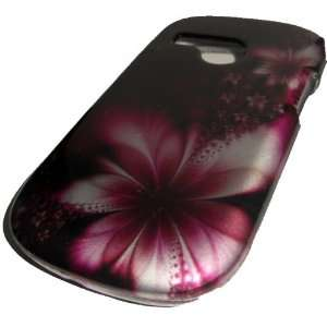 Lg 501c Pink Daisy Cute Design Hard Case Cover Skin Protector TracFone