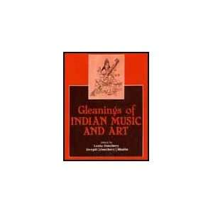Gleanings of Indian Music and Art (9788185067773) Leela