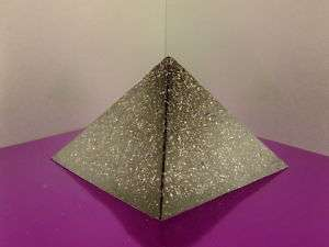 Orgone IPhone Cell Phone Radiation EMF Shield Pyramid