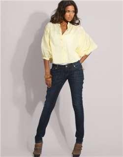 Daisy Lowe  ASOS Iggy Indigo Skinny Jeans at ASOS