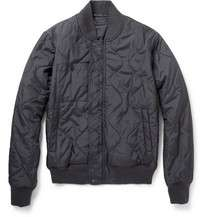 marc by marc jacobs quilted bomber jacket