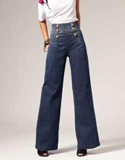 Miss Sixty  Miss Sixty High Rise Flare Jean at
