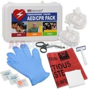 Responder HARD Pack Premium 2 Rescuer AED/CPR AED Superstore   AMP1017