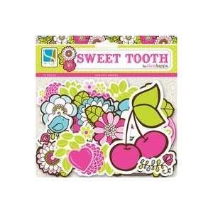 Gcd Studios   Sweet Tooth Die Cut Shapes