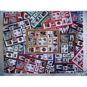 Holiday Traditions   A Christmas Postage Stamp Jigsaw Puzzle Books