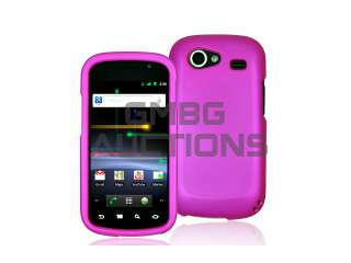 Pink Hard Case Cover Skin Samsung Google Nexus S i9020
