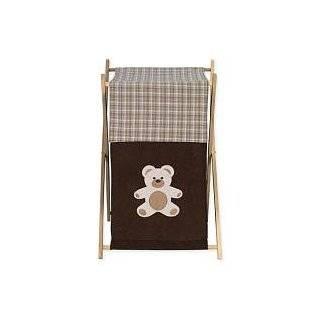 Chocolate Teddy Bear Wall Hanging Accessories by JoJo