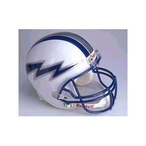 Air Force Falcons Riddell Deluxe Replica Helmet: Sports