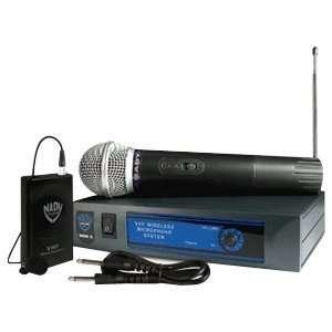 Nady DKW 3 Channel B Wireless Microphone System. NADY DKW