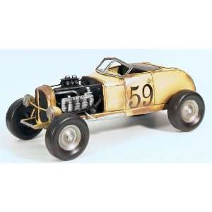 1928 Cream Ford Model A Standard Roadster Toys & Games