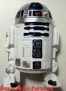 Gürtelschnalle R2D2 Star Wars Roboter R2 D2 Buckle NEU