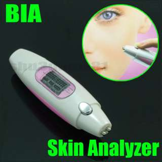 Fully Care BIA Skin Analyzer Water/Soft/Oil Tester S531