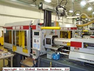 Vandorn 170 Ton Plastic Injection Molding Machine
