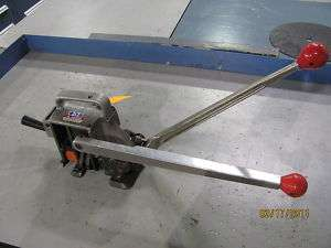 Signode banding strapping combination tool AH 114 1 1/4