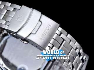 WEIDE 3 Decorative Dials Quartz Wrist Watch Man White