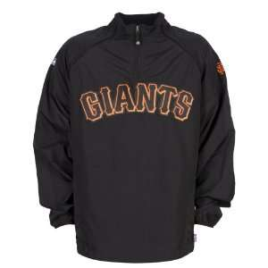 MLB San Francisco Giants Cool Base Gamer Jacket Sports