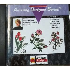 Blooming Elegance Nancy Zieman Collection I Arts, Crafts & Sewing