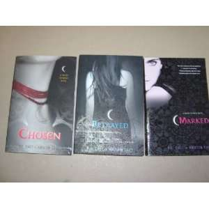 House of Night Books   Books 1 through 3 (3 Series Books