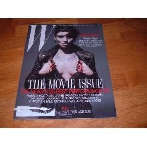 W magazine, February 2011 actress Rooney Mara, star of