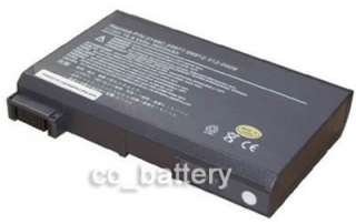 Battery for DELL Latitude C600 850 Note Laptop Computer