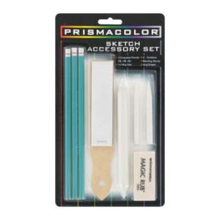 Prismacolor Art Sketching Drawing Accessory Set # 24187 070735241870