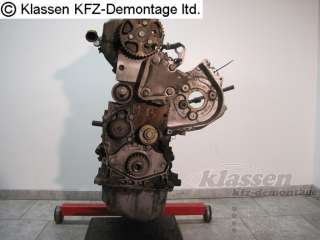 Motor Engine Suzuki GRAND VITARA 2.0 HDI 109 Ps RHZ