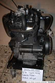 Yamaha XVS 1300 Motor engine ca. 10.000km