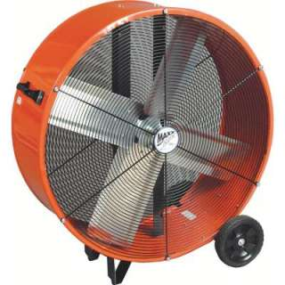 30 in. 2 Speed Portable Direct Drive Air Circulator Fan