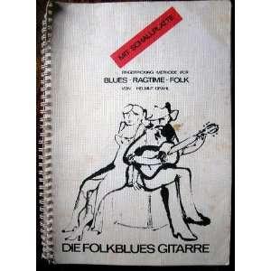 Ragtime  Folk (MIT SCHALLPLATTE9  Helmut Grahl Bücher