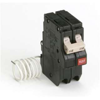 Eaton 50 Amp Double Pole Type CH GFCI Breaker CH250GFCS at The Home