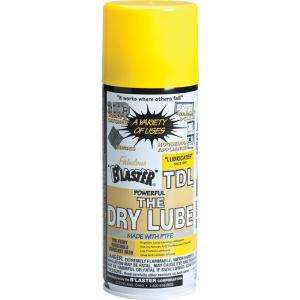 Blaster 9.3 oz. Dry Lube with PTFE Lubricant 16 TDL THD at The Home