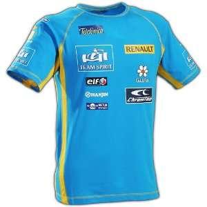 RENAULT F1   Sponsoren Team T Shirt  Sport & Freizeit