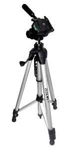 67 SUPER DUTY TRIPOD & CASE FOR CANON VIXIA HF M40 M41