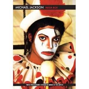 Michael Jackson   Mega Box [4 DVDs] [UK Import]  Filme & TV