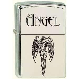 Original Zippo Feuerzeug Angel  Garten