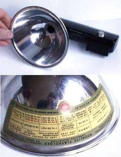 kodak duaflex camera flash holder uses the old flashbulbs add to