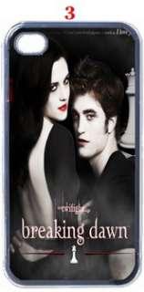 Twilight Saga Breaking Dawn Fans iPhone 4 Hard Case