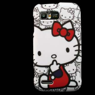 Case for Motorola ATRIX 2 MB865 II AT&T Hello Kitty Cover Skin