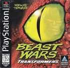 Beast Wars Transformers (Sony PlayStation 1, 1997)