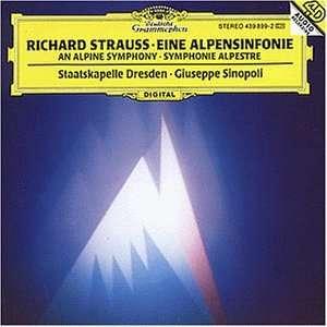 Sinopoli, Staatskapelle Dresden, Richard Strauss  Musik