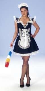 ZIMMERMÄDCHEN Kostüm French Maid Stubenmädchen 40 42