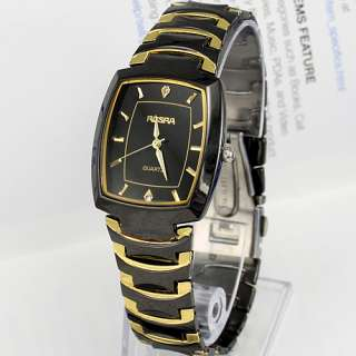 Best Gift Promo Luxury Mens Unique Stainless Steel Quartz Wrist Watch
