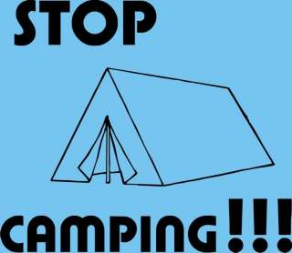 Stop Camping call of duty t shirt funny black ops mens mw3 modern