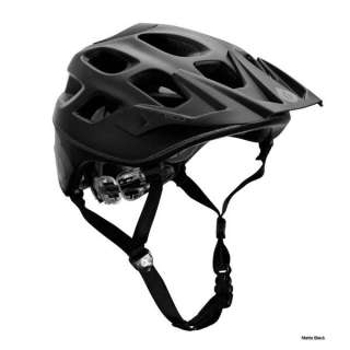 SixSixOne 661 RECON STEALTH Helmet Mountain Bike Cycling MATTE BLACK