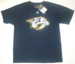 Nashville Predators Shea Weber 6 Youth T Shirt Navy NHL