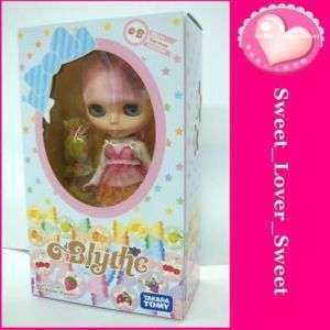 TOMY Neo Blythe Doll My Little Candy Top Shop Exclusive