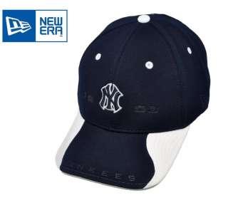 New Era Adjustable   NY Yankees Navy Blue/White Cap