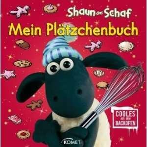 Shaun das Schaf Mein Plätzchenbuch   Cooles aus dem Backofen