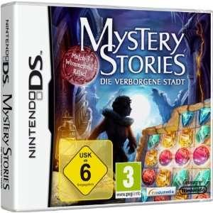 Mystery Stories Die verborgene Stadt unbekannt  Games