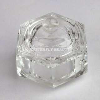 Crystal Dappen Dish Nail Art Acrylice Liquid Powder D82